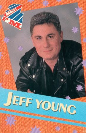 Radio 1's Jeff Young