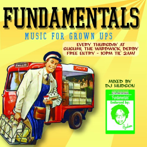 Fundamentals Mix CD