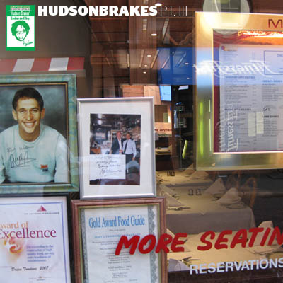 Hudsonbreaks pt.III