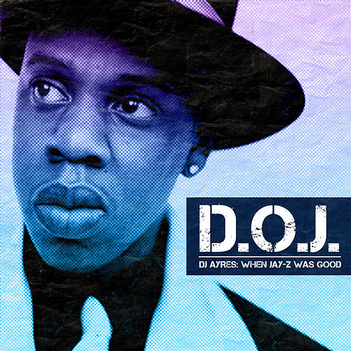 Jay z mixtape double bill dna of the blueprint doj when jay z as malvernweather Image collections